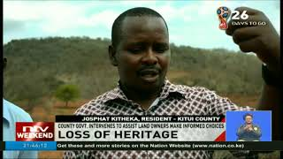 Kitui county government intervenes to assist land owners make informed choices