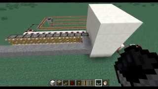 Ферма камня на 1000 блоков ч.1 [Minecraft Механизмы](Первая часть моего механизма фермы камня, можно