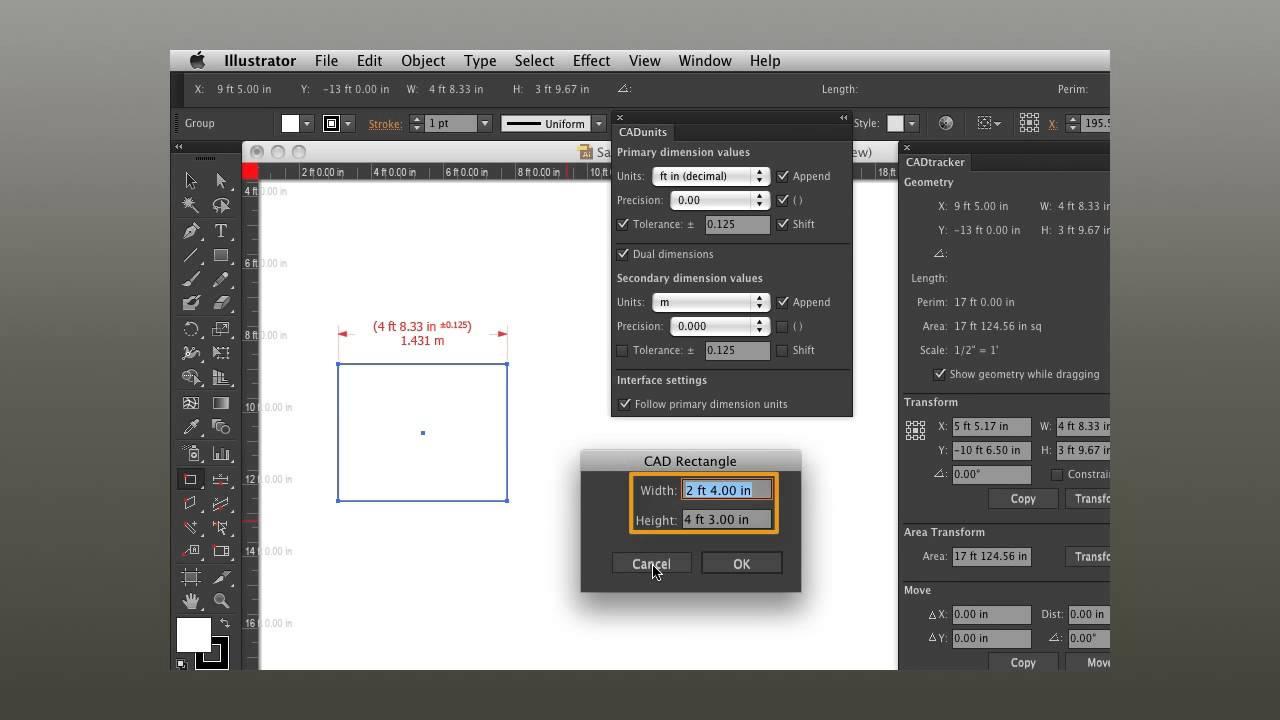 Download Hot Door CADtools for Adobe Illustrator