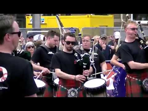 Auckland And District Pipe Band