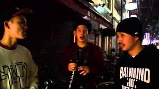 LIVE BULLET TV第13弾 3/3 ZERO/SHADY/S.K/KURO/