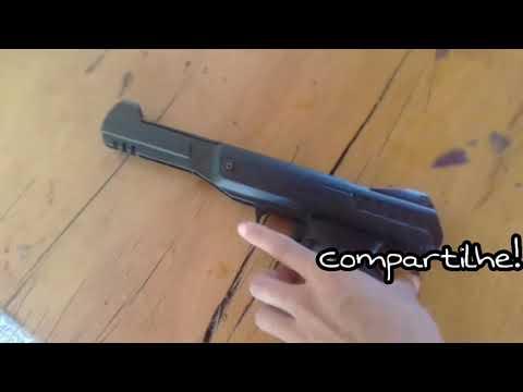 Pistola Gamo P900/ Passeio Na Roça..