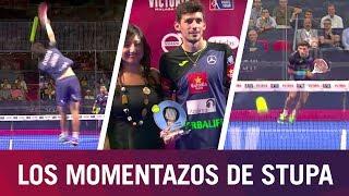 Stupa y sus momentazos de MVP | World Padel Tour
