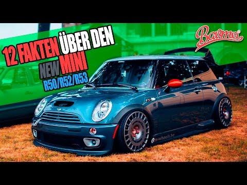 12 FAKTEN ÜBER DEN MINI (R50 R52 R53) - BAVMO CAR FACTS (DAS ORIGINAL)