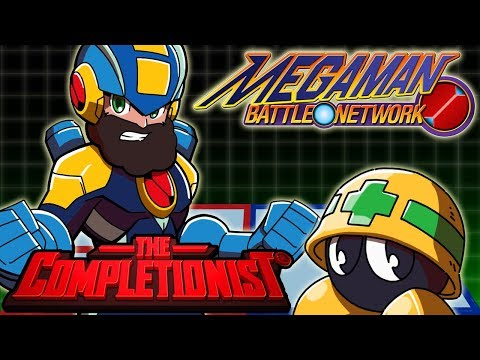 Mega Man Battle Network: The Best Anti-Virus - The Completionist Review