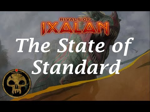 Standard Meta Coverage: The State Of Standard Rivals of Ixalan
