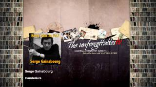 Serge Gainsbourg - Baudelaire