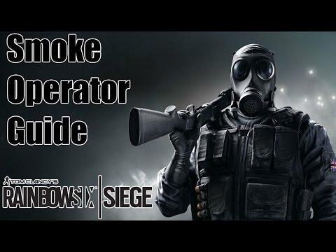 Rainbow Six Siege: Smoke Operator Guide- Poison Gas