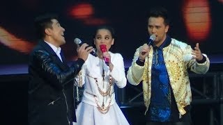 ANNE CURTIS, LUIS MANZANO & BILLY CRAWFORD Sing Off (The Forbidden Concert!)