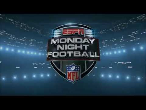 ESPN Monday Night Football Intro / Opening Sequence 2015/16