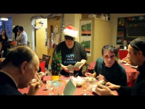 Jon Bon Jovi Soul Kitchen opens its doors - YouTube