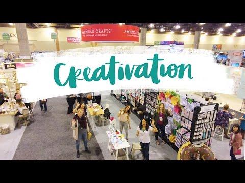 Creativation 2017 | Crafty fun at CHA