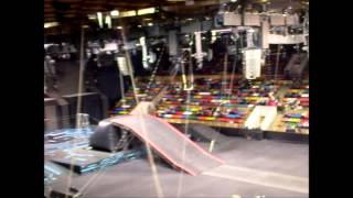Схема малой арены лужники