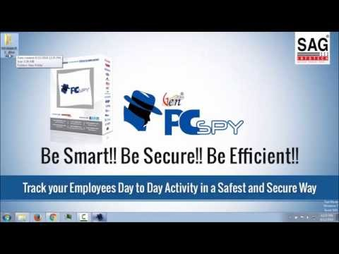 Gen PC Spy: Employee PC Monitoring Software (Demo Hindi)