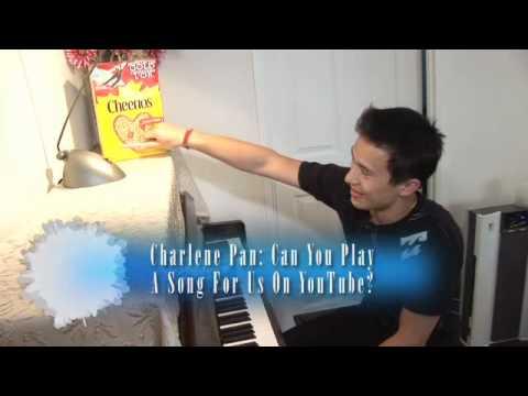 Patrick Chan Plays Piano