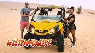 Mit Kati durch die Wüste von Dubai - Buggy & Wüstensafari