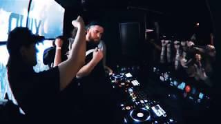QUIX Listen In Auckland Skrillex B2B