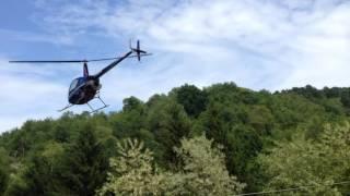 volo elicottero per test