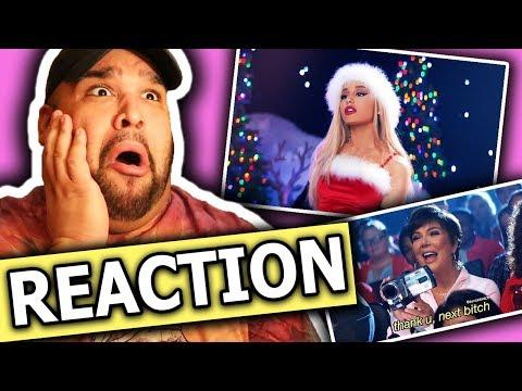 Ariana Grande - thank u, next (Music Video) REACTION