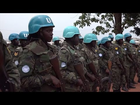 Keeping the Peace in the Central African Republic