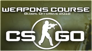 CS:GO Weapons Course Best Time Under 40 Seconds!