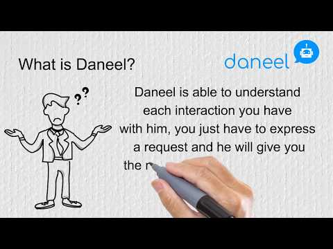 Daneel.io: The 1st A.I Created To Help Crypto Investors