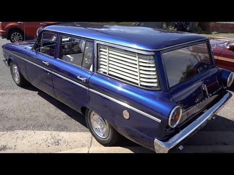 Laggan Pub Classic Car Show: Classic Restos - Series 40