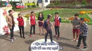 Running Man dance EP 114