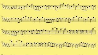 [ Trombone ]  I Knew You Were Trouble - Taylor Swift -