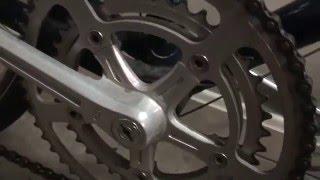 Trek Road Bicycle  Reynolds 501 Construction