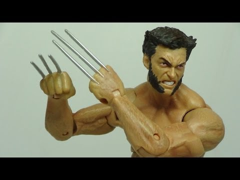 Marvel Select The Wolverine Movie Figure Review
