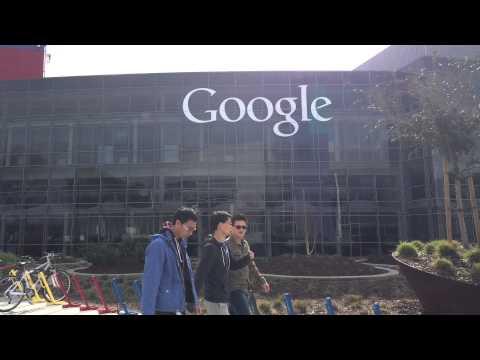 Googleplex in Mountain View, California