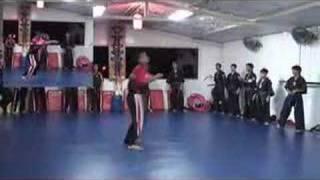 2. de 3 Kyodai Ryu:Kumite, Katas, Kanku Dai
