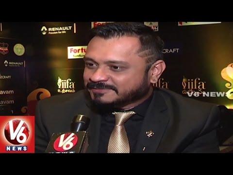 Playback Singer Anuj Gurwara Face To Face | IIFA Utsavam 2017 | Hyderabad | V6 News