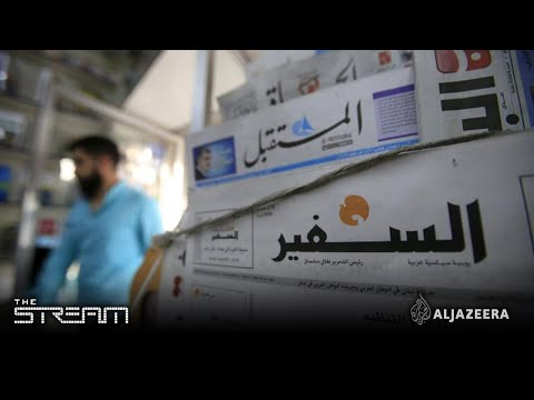 The Stream - Politics and papers: Lebanon's media crisis