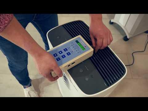 Обзор и тест очистителей воздуха BORK A804 и IQAir HealthPro 250