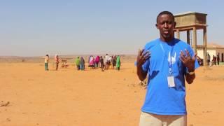 Islamic Relief Borehole in Somalia