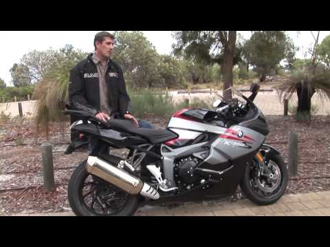 BMW K 1300 S Ride Review
