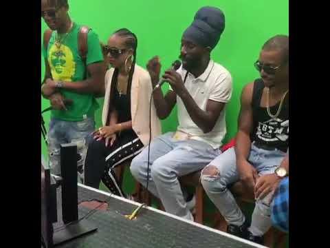 Sizzla live Interview @ Belize More FM Radio Station 📻|Sept 2019