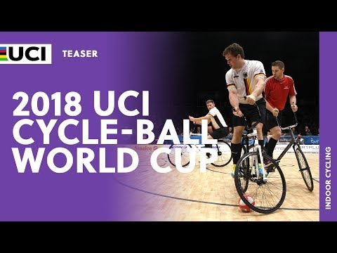 2018 UCI Cycle-ball World Cup - Teaser