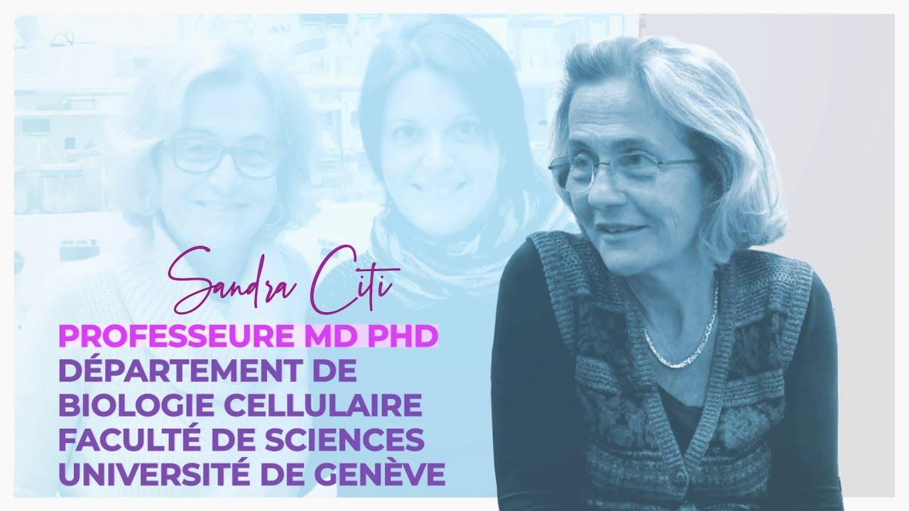 """Sandra Citi  """"Parlons de nous, les femmes !"""""""