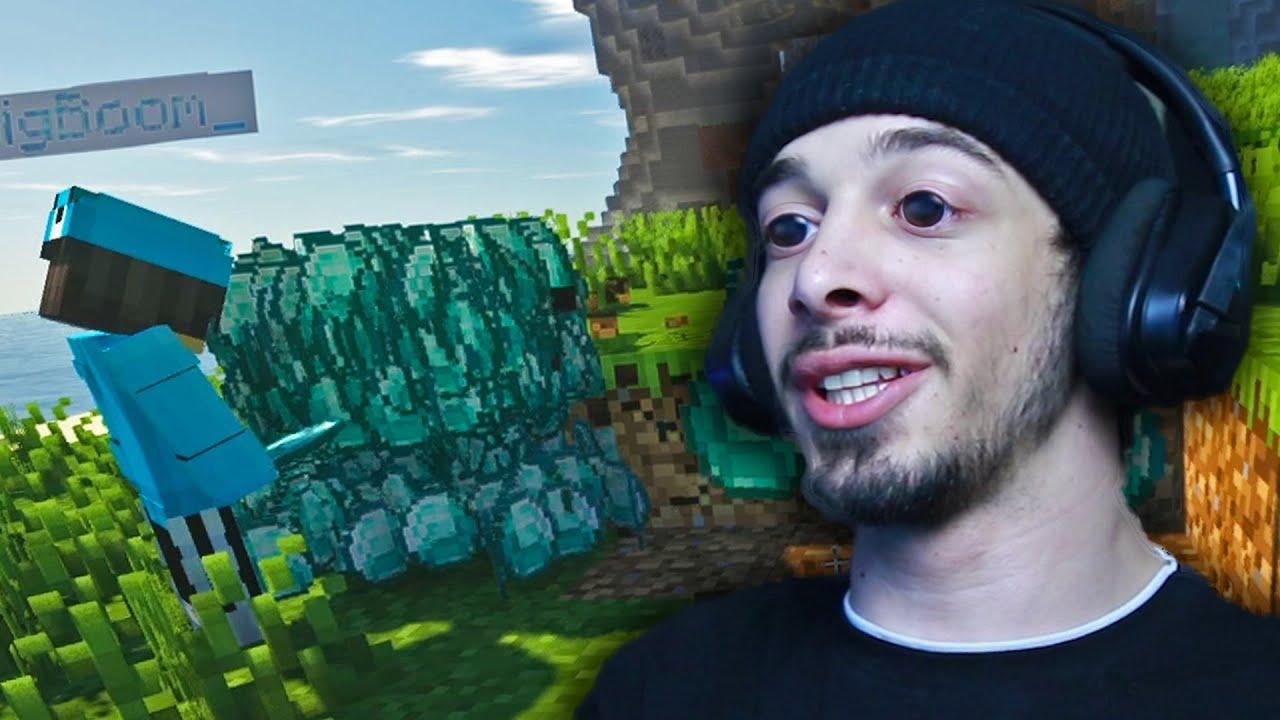 Random Drop -ები და რაოდენობები! | Minecraft Random Drops