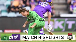 Stoinis sixes, Spiceman screamers see Stars home | KFC BBL|10