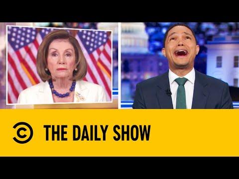 Nancy Pelosi Announces