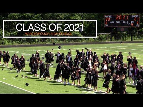 Marlborough High School Graduation