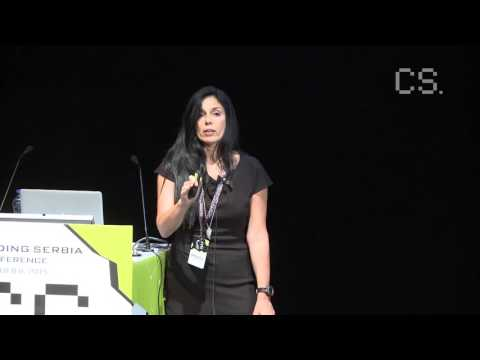 Agile organizational structures and culture by Jasmina Nikolic, Coding Serbia 2015