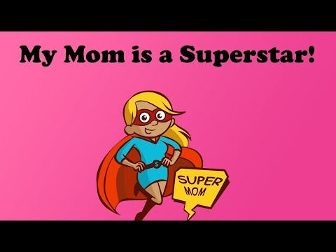 MOTHER'S DAY SONG | MY MOM IS A SUPERSTAR | Dj Kids