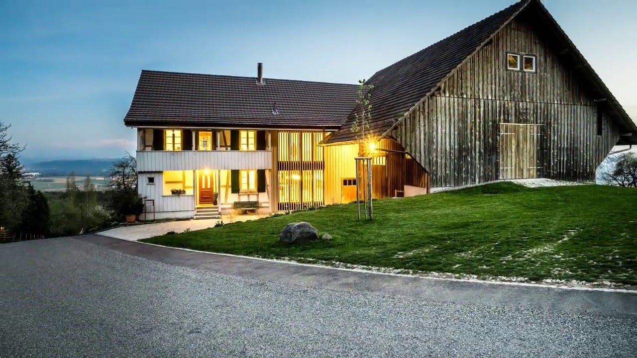 Umbau Bauernhaus Weinfelden   YouTube