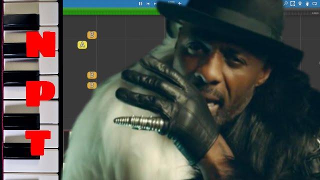Macklemore Ryan Lewis Dance Off Feat Idris Elba Piano