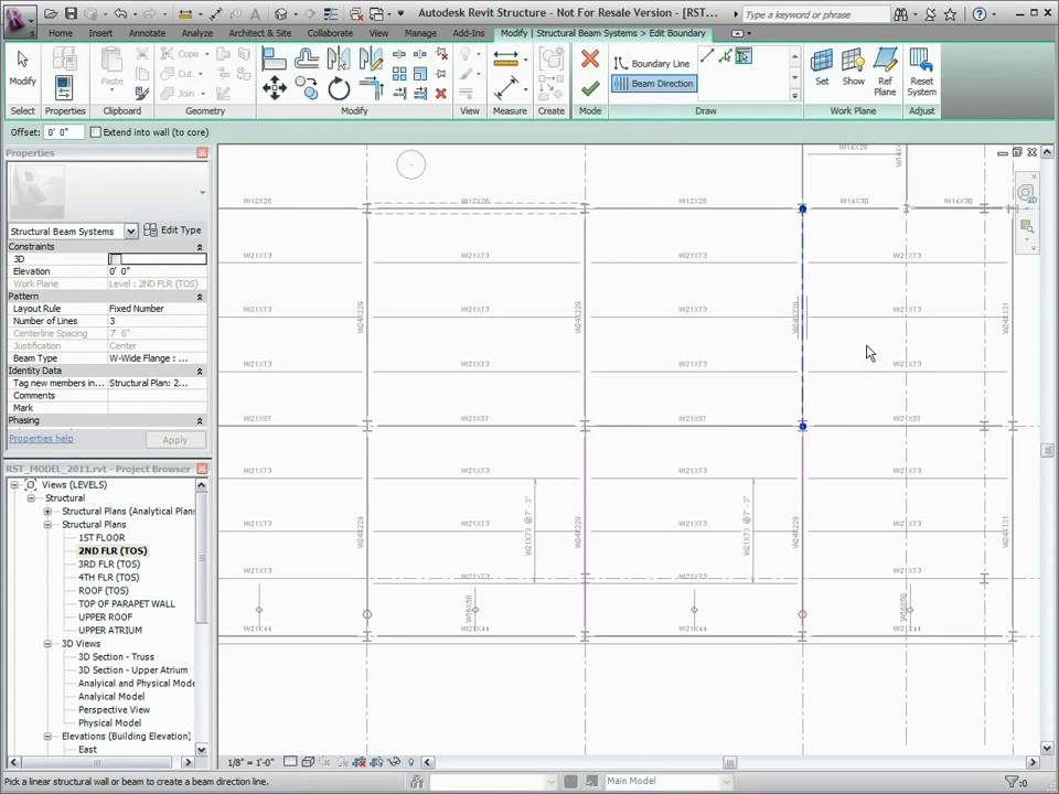 Revit Structure 2011 Fit and Finish New Features - IMAGINiT Building